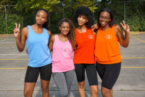 Models: Briar W., Rayneesha Y., Elle J., Arion M.