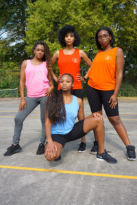 Models: Rayneesha Y., Elle J., Arion M., Briar W.